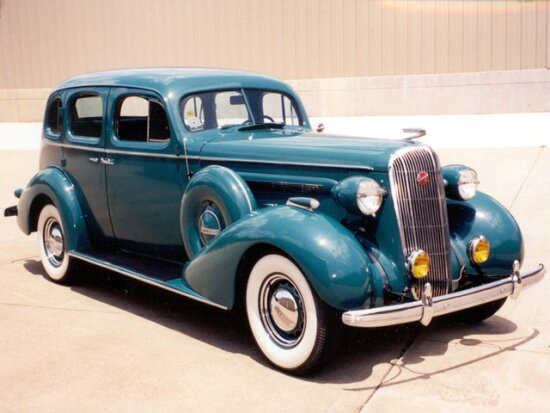 Aka for 1936 buick 4 door sedan