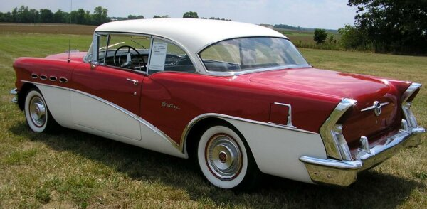 Aka for 1956 buick special 2 door hardtop