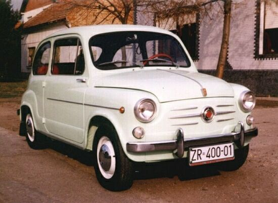 Later Came The More Luxurious And Expensive Zastava 1300 Tristać 1500 Ccm Model Was Introduced