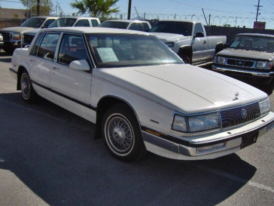 Buick Electra Limited Sedan on 1986 Buick Lesabre T Type