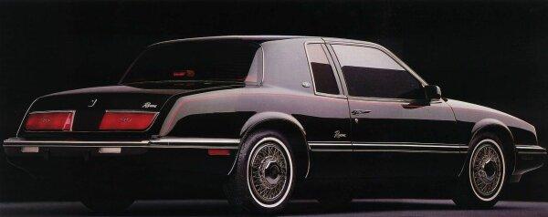 Happy Birthday Buick Riviera Turns 50