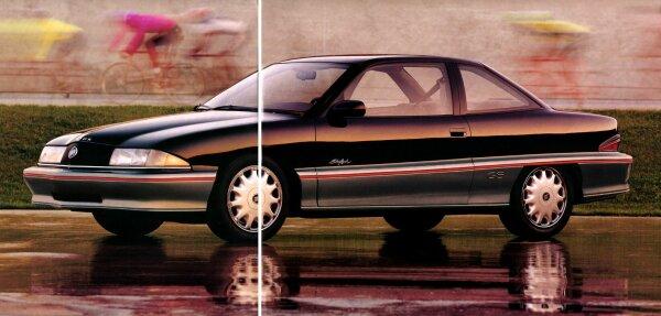 1992 Buick Skylark Gran Sport Coupe